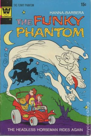 Funky Phantom (1972 Whitman) 2