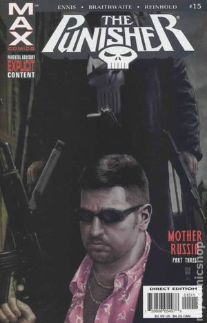 Punisher (2004 7th Series) Max 15
