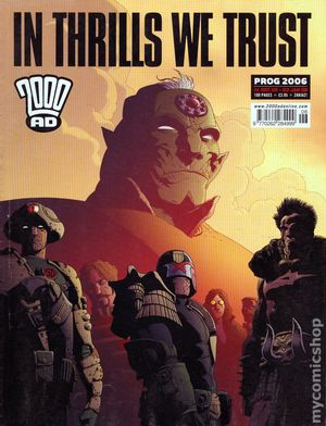 2000 AD Year End Prog 2006