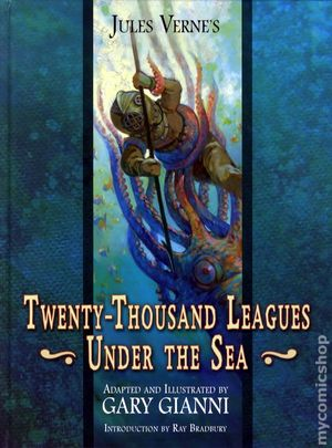 20,000 Leagues Under the Sea HC (2009) 1A-1ST