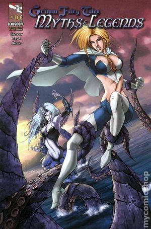 Myths and Legends (2011 Zenescope) 10A