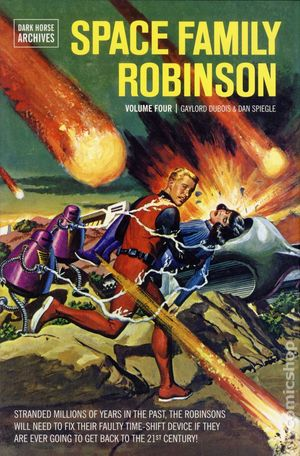 Space Family Robinson Archives HC (2011 Dark Horse) 4-1ST