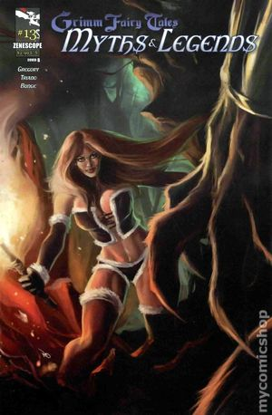 Myths and Legends (2011 Zenescope) 13B