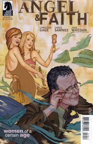 Angel and Faith (2011 Dark Horse) 10A