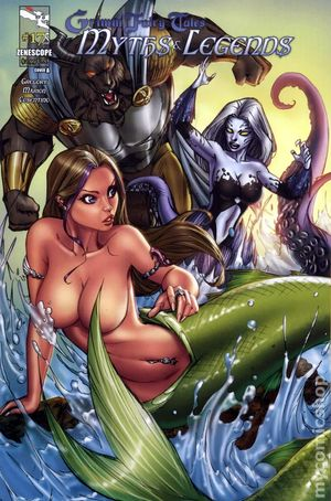 Myths and Legends (2011 Zenescope) 17A