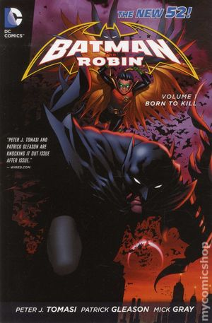 Batman and Robin HC (2012 DC Comics The New 52) 1-1ST