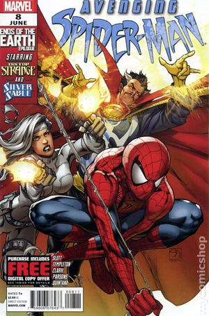 Avenging Spider-Man (2011) 8