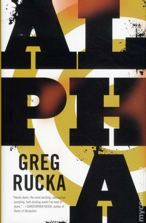 Alpha HC (2012 A Jad Bell Novel) 1-1ST