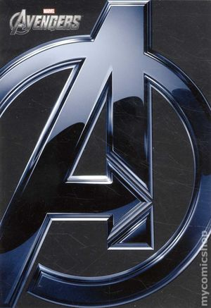 Avengers SC (2012 Junior Novel) 1-1ST
