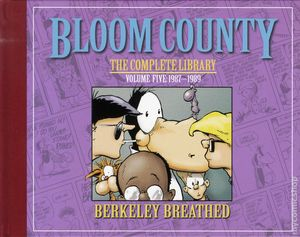 Bloom County The Complete Library HC (2009- ) 5B-1ST