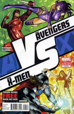 AVX vs. (2012 Marvel) 4A
