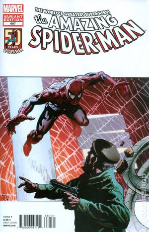 Amazing Spider-Man (1998 2nd Series) 687C