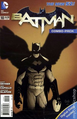 Batman (2011 2nd Series) 10COMBO