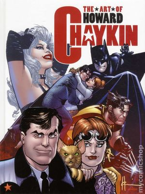 Art of Howard Chaykin HC (2011 Dynamite) 1-1ST