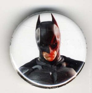 Batman The Dark Knight Rises Movie Buttons (2012 Ata-Boy) 82201-B