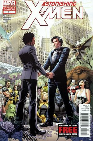 Astonishing X-Men (2004- 3rd Series) 51C
