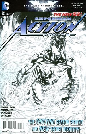 Action Comics (2011 2nd Series) 11C