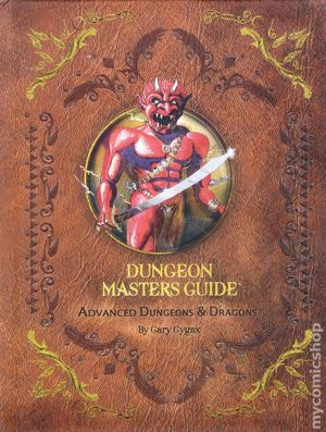 Advanced Dungeons and Dragons Dungeon Masters Guide HC (2012 Premium Edition) 1-1ST