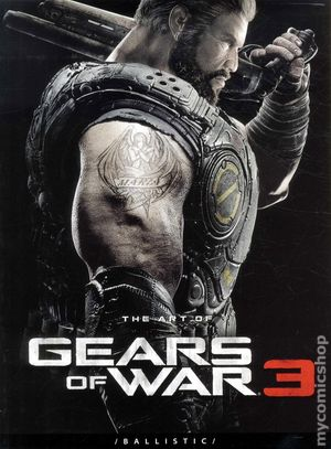 Art of Gears of War 3 SC (2012) 1-1ST