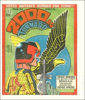 2000 AD (1977 United Kingdom) 134