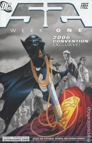 52 Weeks (2006) Convention Exclusive 1A