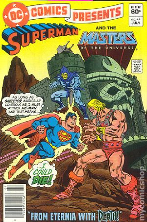 DC Comics Presents (1978 DC) 47