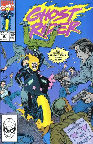 Ghost Rider (1990 2nd Series) 2
