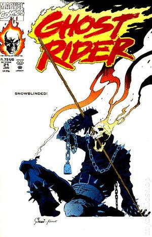 Ghost Rider (1990 2nd Series) 21