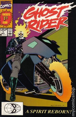 Ghost Rider (1990 2nd Series) 1