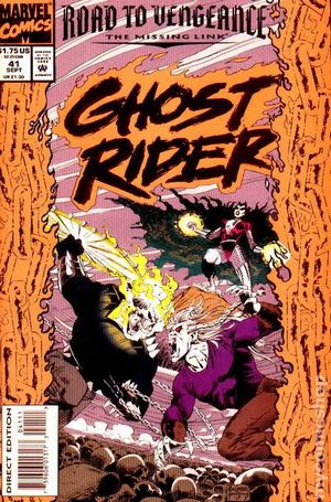 Ghost Rider (1990 2nd Series) 41