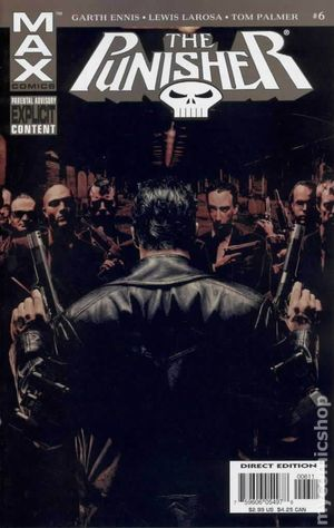 Punisher (2004 7th Series) Max 6