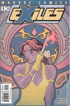 Exiles (2001 1st Series Marvel) 2B