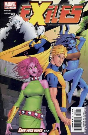 Exiles (2001 1st Series Marvel) 46
