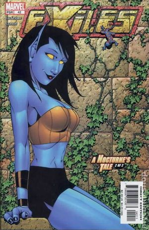 Exiles (2001 1st Series Marvel) 42
