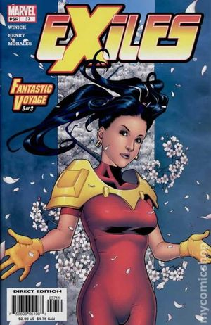 Exiles (2001 1st Series Marvel) 37