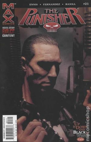 Punisher (2004 7th Series) Max 21