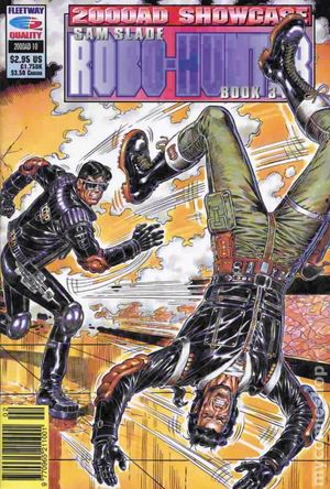 2000 AD Showcase (1992) 10