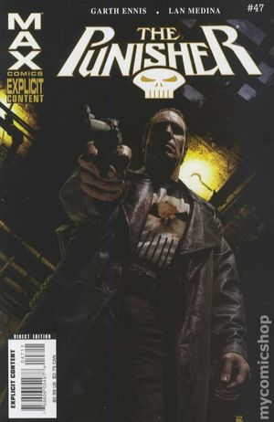 Punisher (2004 7th Series) Max 47