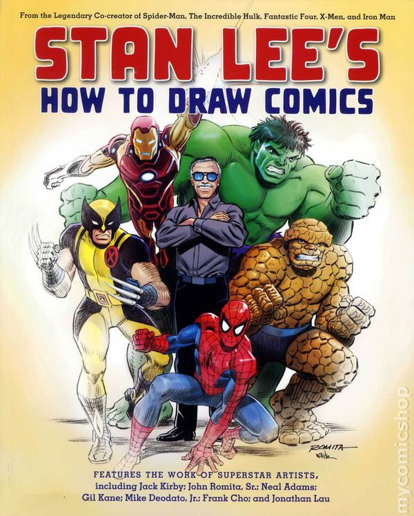 Stan lee how to write a comic book