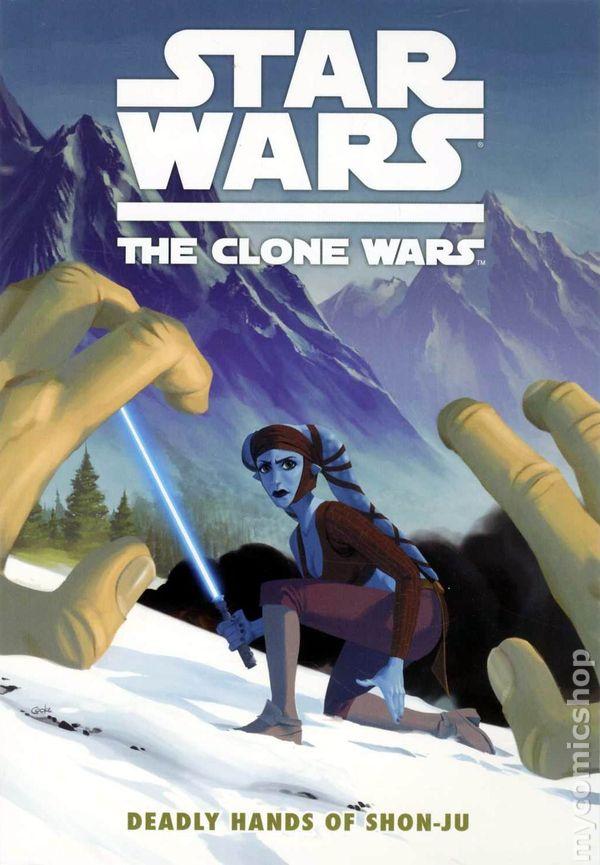 Star Wars Clone Wars Comic Books Star Wars Clone Wars Deadly