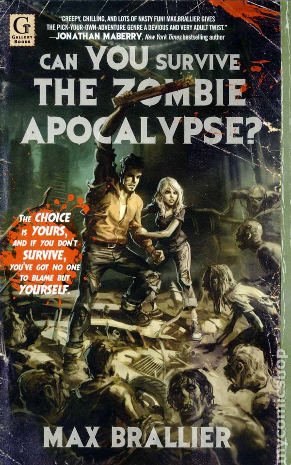 How to survive a zombie apocalypse book download pdf