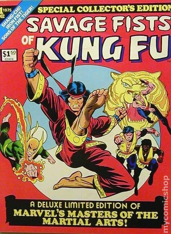 Tiger fist kung fu