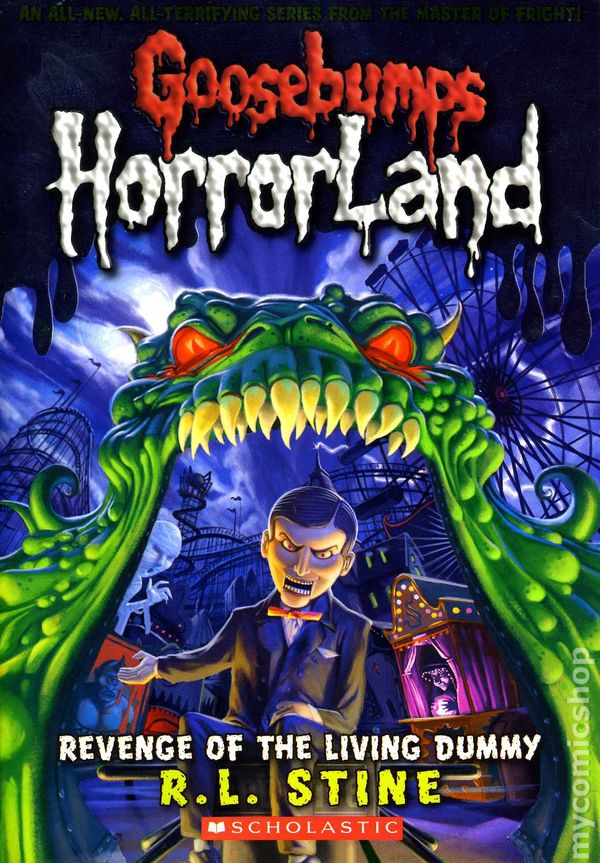 Goosebumps Horrorland ...