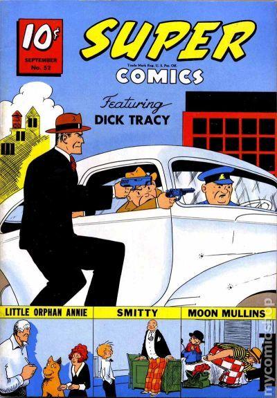 Super Comics #52