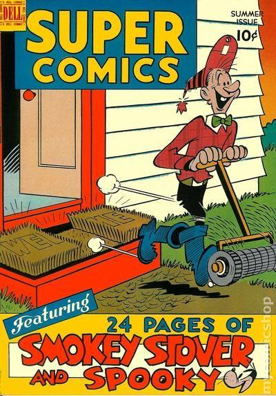 Super Comics #118