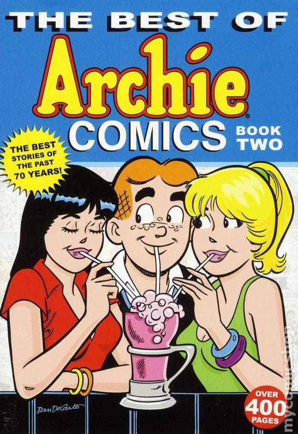 best of archie comics tpb 2011 2014 comic books