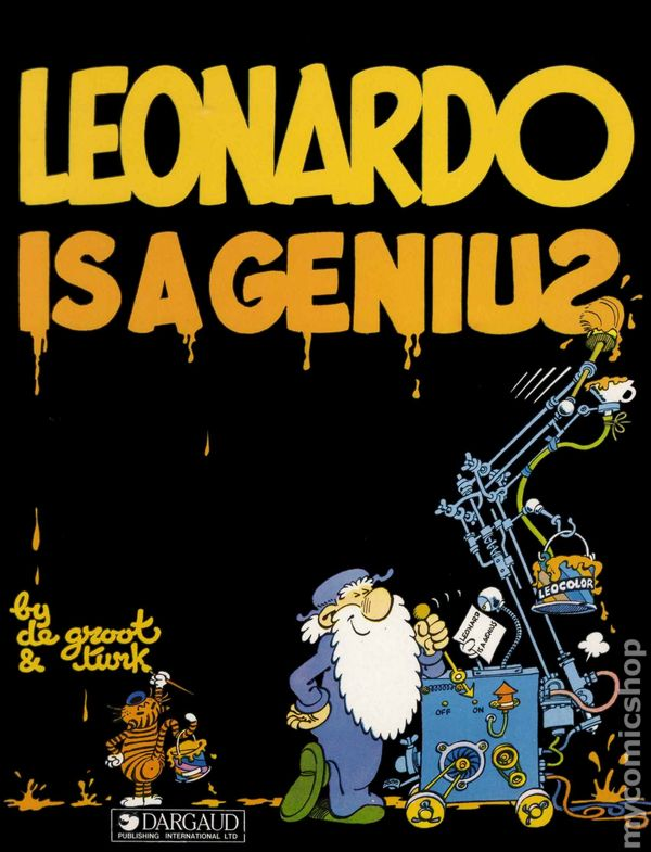 genius of leonardo spielen