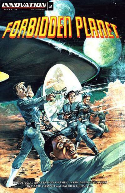 forbidden planet essays Forbidden planet international blog – bf's editor-in-chief andy oliver's 'best of   to watch out for in 2016 then do visit the forbidden planet international blog here   permanent press – luke healy's meta essay on awards.