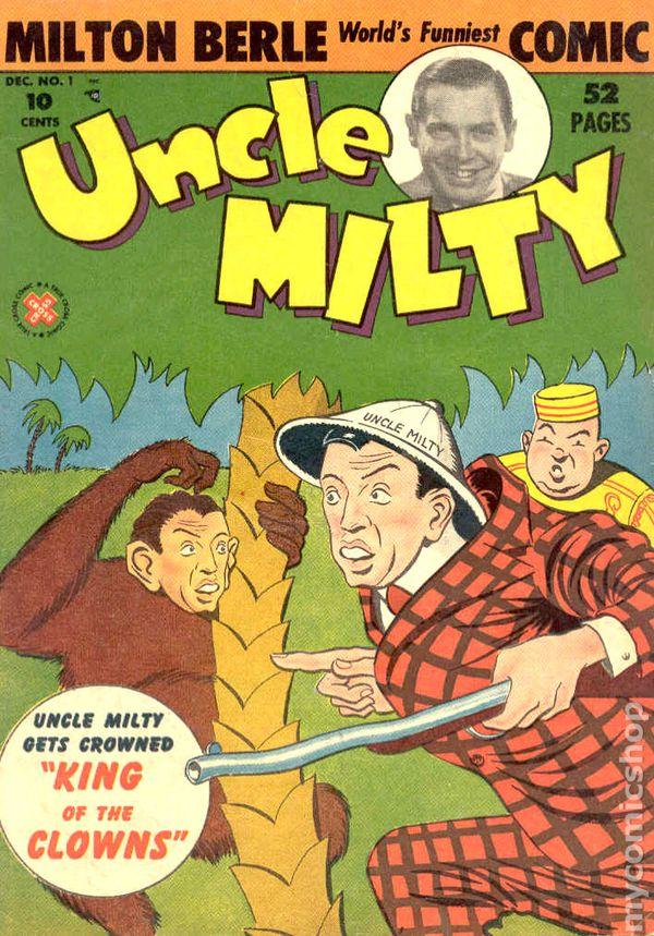 Комиксы милтон 19463 фотография