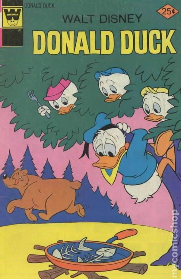 donald duck comic books. Black Bedroom Furniture Sets. Home Design Ideas